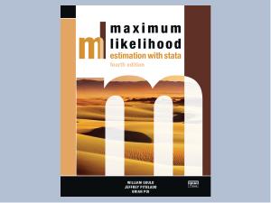 Maximum Likelihood Estimation with Stata