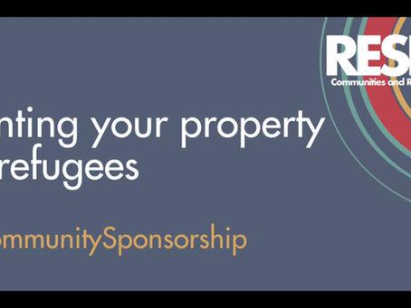 Community Sponsorship: what's in it for landlords?