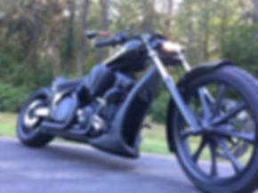 Honda Sabre Exhaust