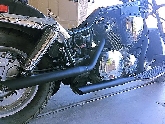 Honda VTX1300 Custom