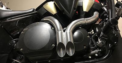 Honda VT1300 Exhaust, Honda Fury Exhust, honda Sabre Exhaust, Honda Stateline Exhaust, Honda Interstate Exhaust
