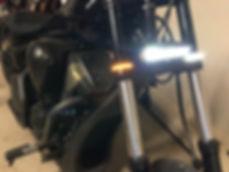 Honda VT1300 Fork Signals