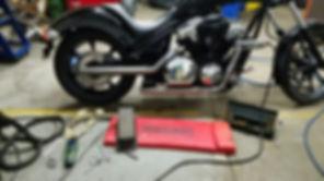 Honda Fury Custom Exhaust, Honda Stateline Custom Exhaust, Honda Sabre Custom Exhaust, Honda Interstate Customs Exhaust