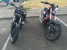 Custom Honda Fury