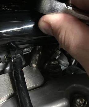 Honda Fury Pair Valve
