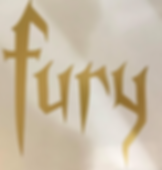 Honda Fury Logo Decal