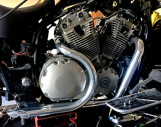 Honda VTX1300 Exhaust