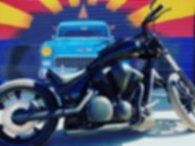 Honda Fury Exhaust