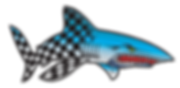 Blue Racing Shark PNG - no web address.p