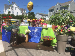 North End Suds Helps Out Mount Carmel