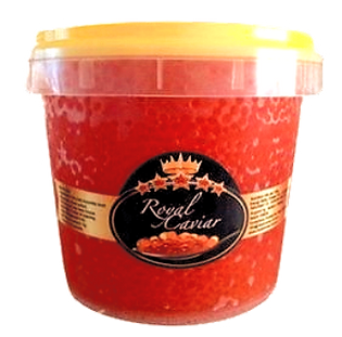 Premium Salmon  Red Caviar / Kosher 600g