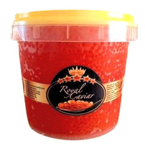 Premium Salmon  Red Caviar / Kosher 600g