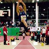 Yevgeniy Tkachenko triple jump Евгений Ткаченко тройной прыжок легкая атлетика