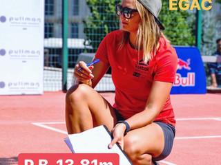 Welcome new member of our club! EGAC 🌸Where life makes sense ✔️Yekaterina Sariyeva