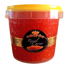 Premium Salmon  Red Caviar / Kosher 300g
