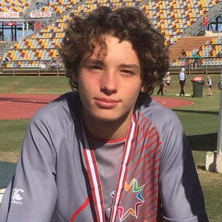 South East Regional Competition Little Athletics Queensland 2017