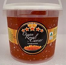 Ocean Tasmania Salmon  Red Caviar / Kosher 900g