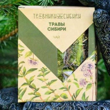 Siberian Herbs Tea / 50g