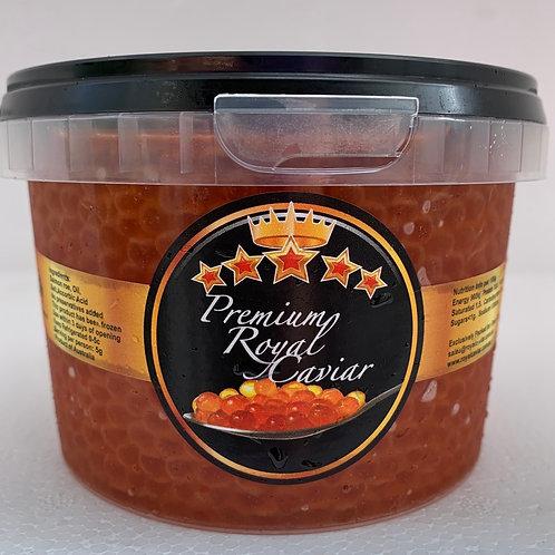Premium Salmon  Red Caviar / Kosher 500g