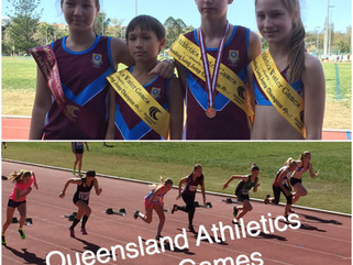 Queensland Athletics Winter Games 2016