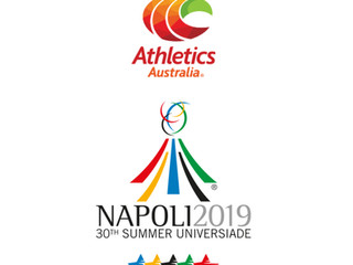 ENTER STANDARDS2019World University Games 3-14 July 2019 in Naples, Italy