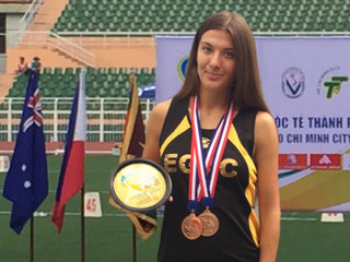 2019International VietnamOpen Athletics Championships