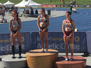 2018 Australian Junior Athletics Championships, Sydney Olympic Park