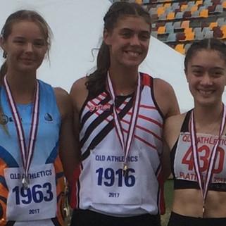 2017 Queensland School  Championships