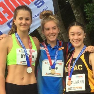 2017 DownUnder Championships (AUS & USA & NZ)