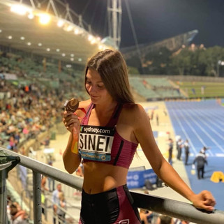 2019 Australian Open Athletics Championships, Sydney Olympic Park