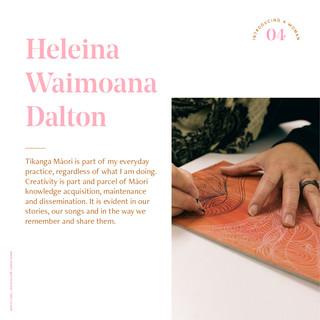 Heleina Waimoana Dalton