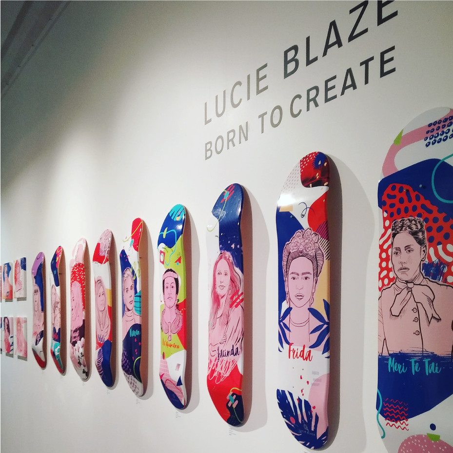 Born to Create at Depot Artspace
