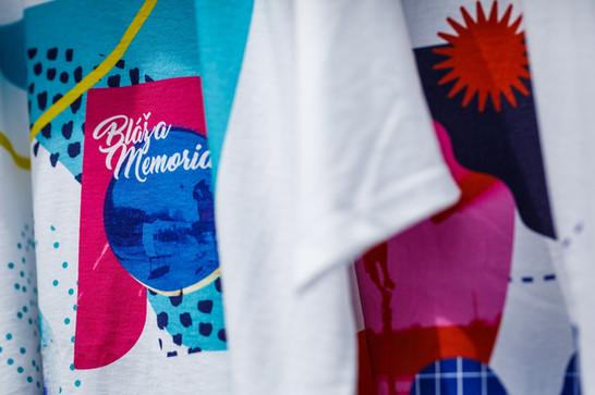 Blaza Memorial Branding
