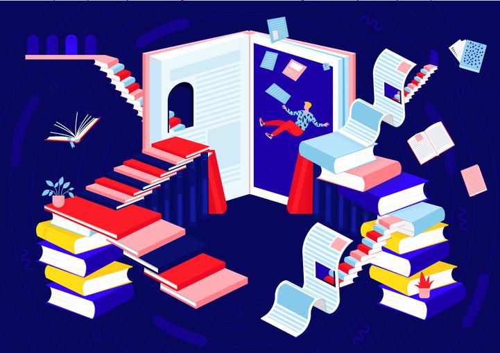 Katoitoi - Illustration