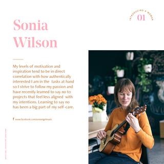 Sonia Wilson