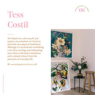 Tess Costil