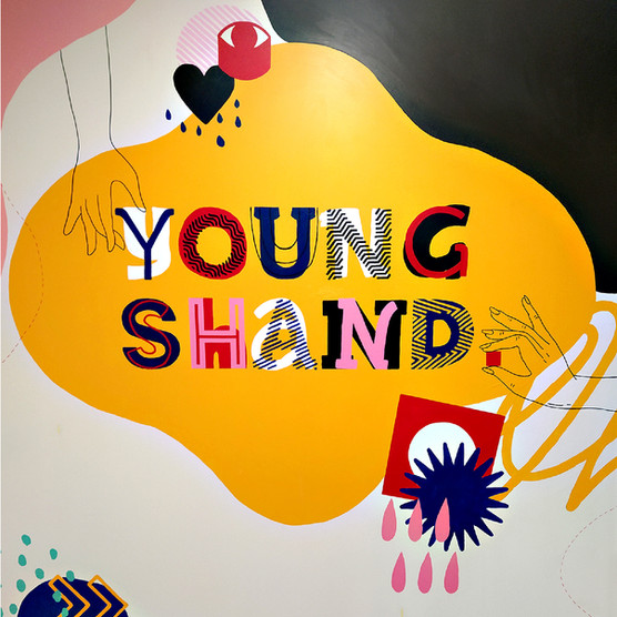 YoungShand - Mural