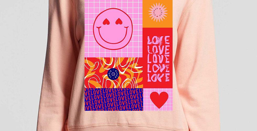 Spread Love II Hoodie