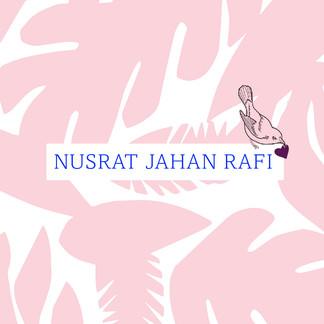 Nusrat Jahan Rafi