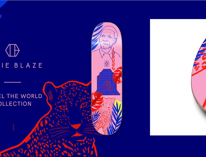 TRavel The World Banner 02