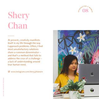 Shery Chan