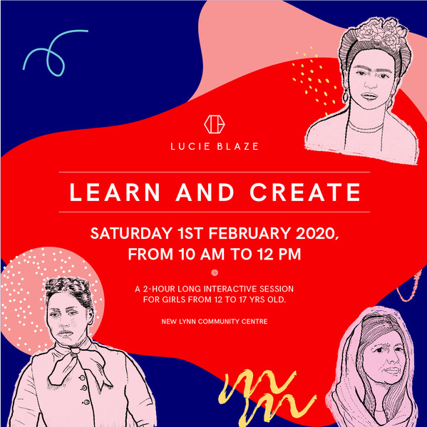 Learn and Create Workshop