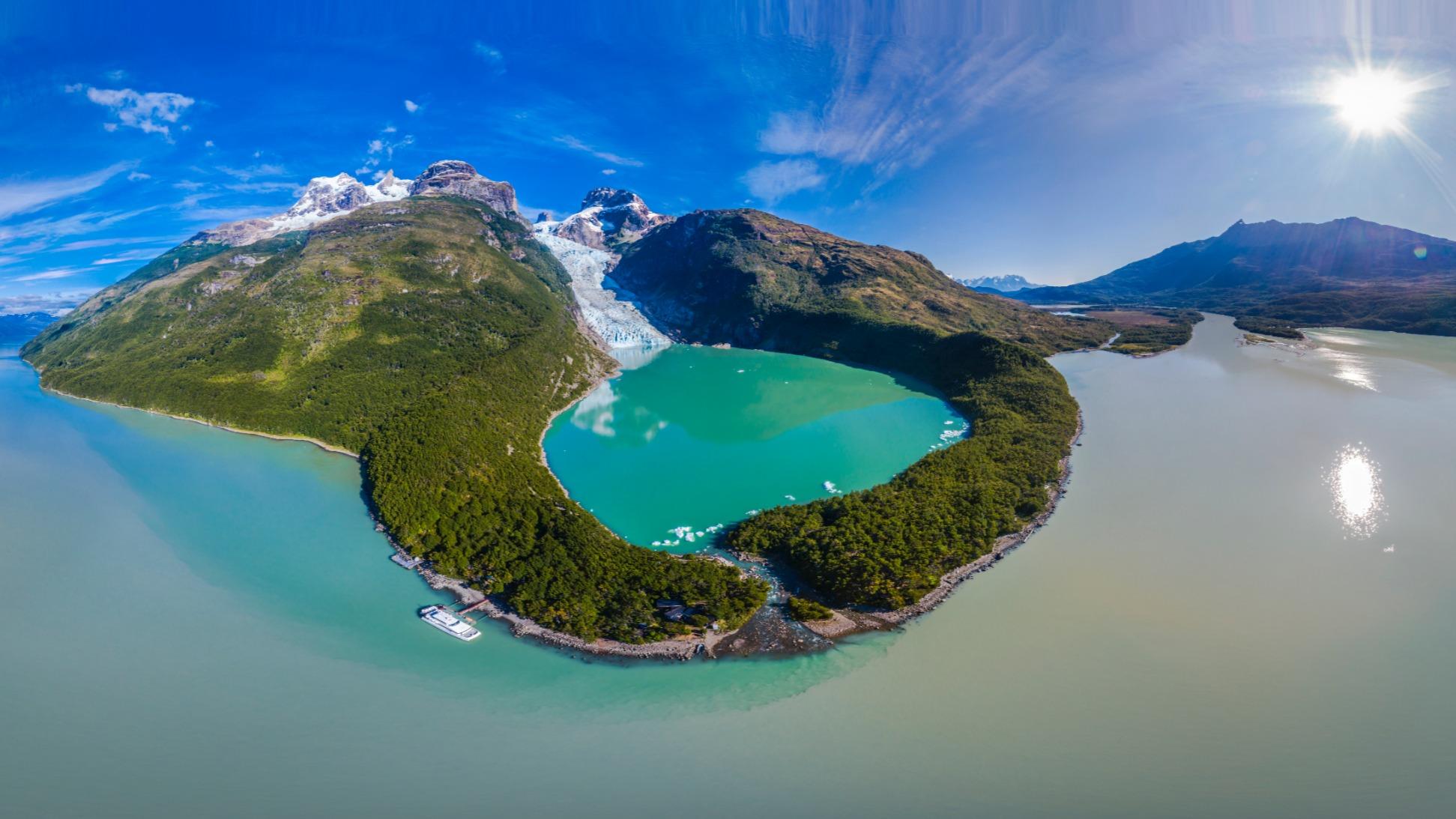 Glaciar Serrano 2 Magallanes