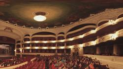 Interior Teatro Municipal Santiago