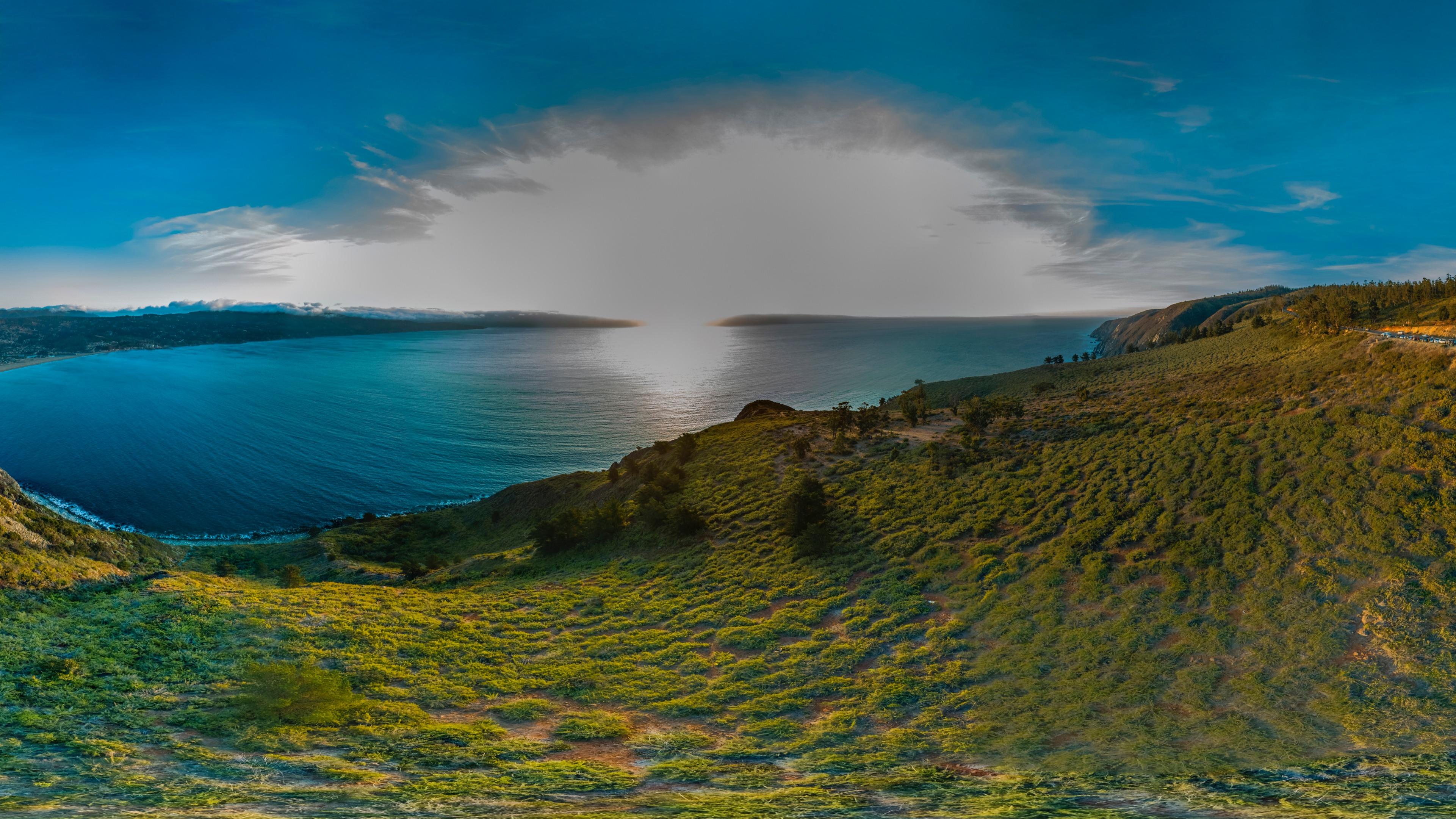 Mirador Laguna Verde