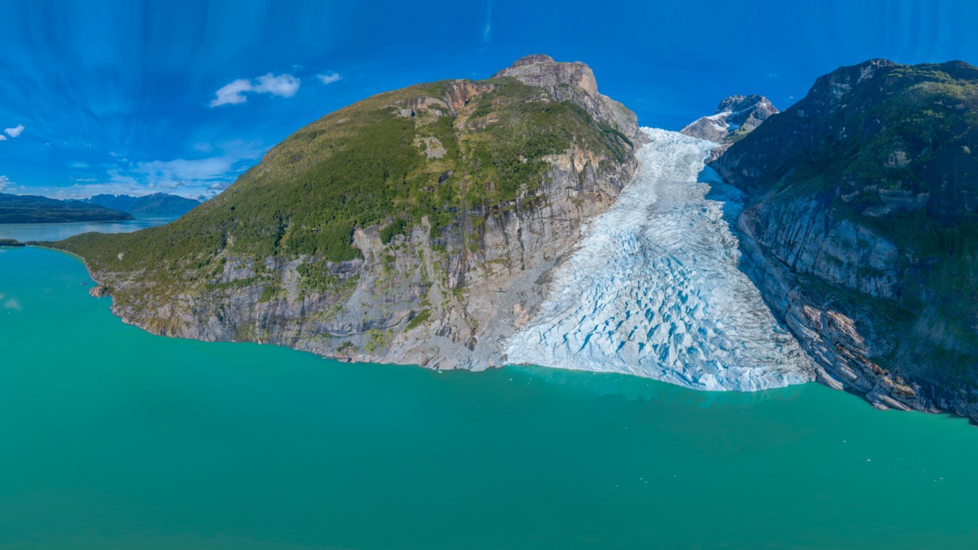 Glaciar Serrano 1 Magallanes