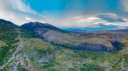 Río Ascencio Torres del Paine Magallanes