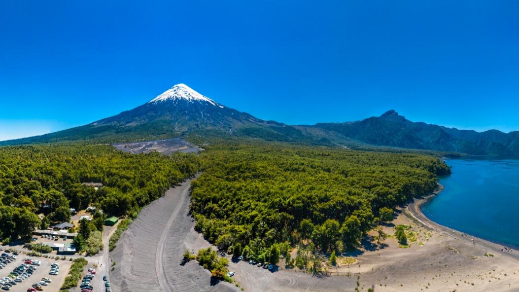 Volcán Osorno Los Lagos