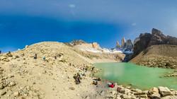 Base Torres del Paine 2 Magallanes