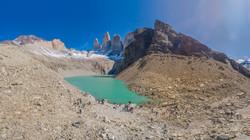 Base Torres del Paine 1 Magallanes